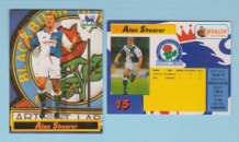 Blackburn Rovers Alan Shearer England 15